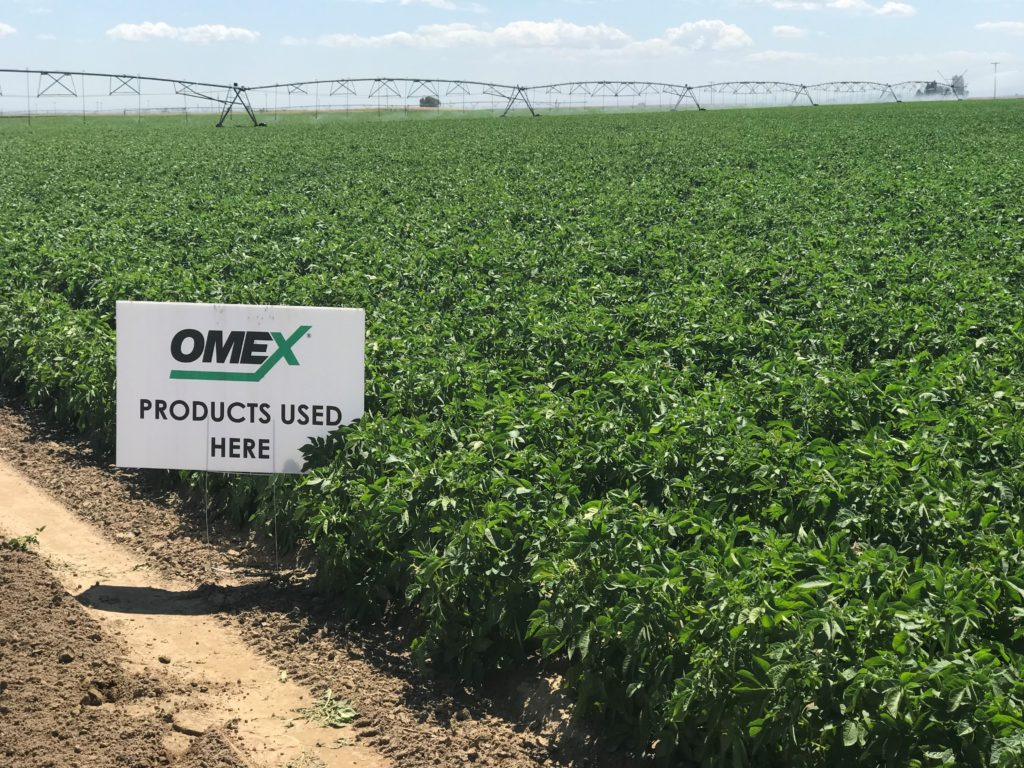 OMEX<sup>®</sup>, Levity Crop Science partner to bring British ag technology to US growers
